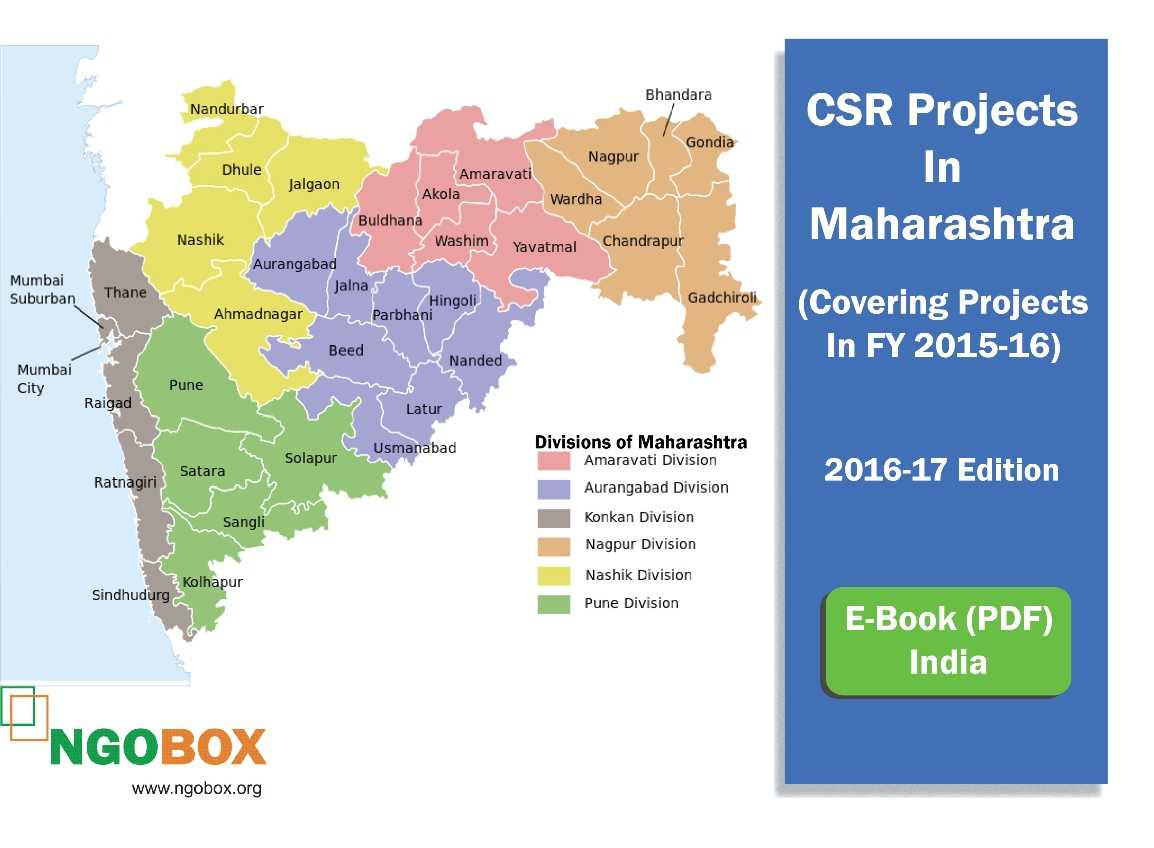CSR Projects in Maharashtra (2017 edition)